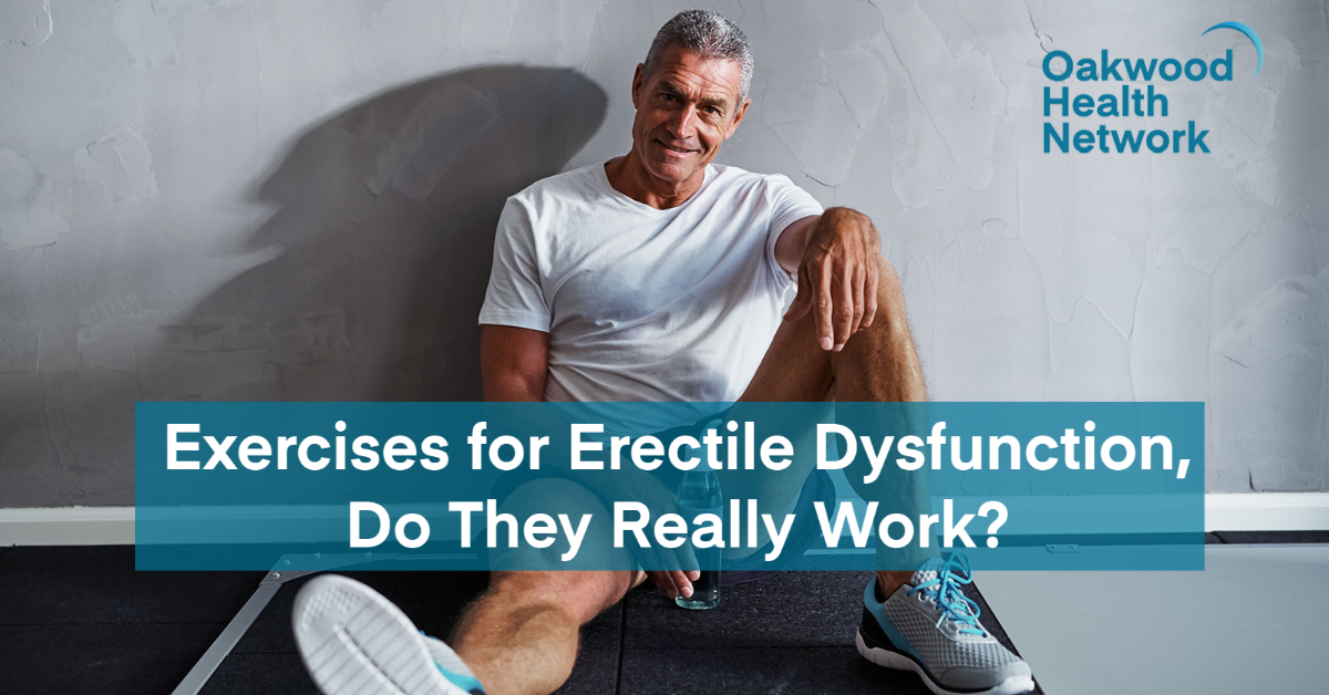 A man with Erectile Dysfunction